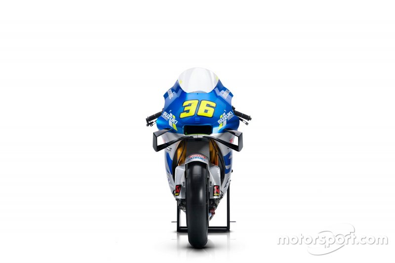 GSX-RR 2020 of Joan Mir, Team Suzuki MotoGP