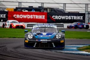 #20 Wright Motorsports Porsche GT3-R: Fred Poordad, Jan Heylen, Max Root