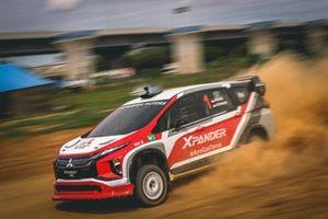 Rifat Sungkar, Mitsubishi Xpander Rally Team