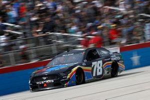 B.J. McLeod, Live Fast Motorsports, Ford Mustang NASCAR 21 Ignition