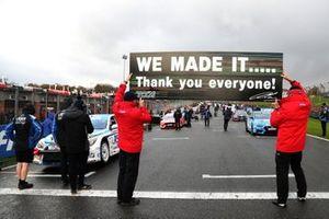 British Touring car Championship We Made It