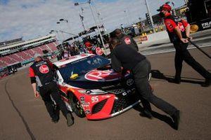 Christopher Bell, Leavine Family Racing, Toyota Camry Rheem/Smurfit Kappa