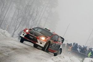 Craig Breen, Scott Martin, Ford Fiesta RS WRC