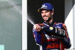 Yarış galibi Miguel Oliveira, Red Bull KTM Tech 3