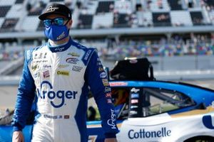 Ricky Stenhouse Jr., JTG Daugherty Racing, Chevrolet Camaro Cottonelle