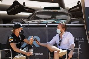 Nico Rosberg, founder and CEO, Rosberg X Racing