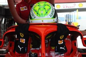 Mick Schumacher, Ferrari SF71H