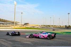 Pedro Piquet, Charouz Racing System leads Artem Markelov, BWT HWA Racelab