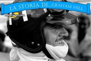 Cover: La storia di Graham Hill