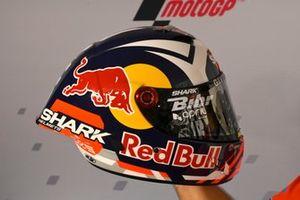 Helmet of Johann Zarco, Pramac Racing