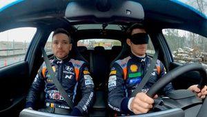 El reto de la venda de Thierry Neuville, Nicolas Gilsoul y Hyundai