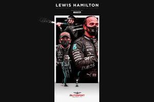 Lewis Hamilton Autosport Awards