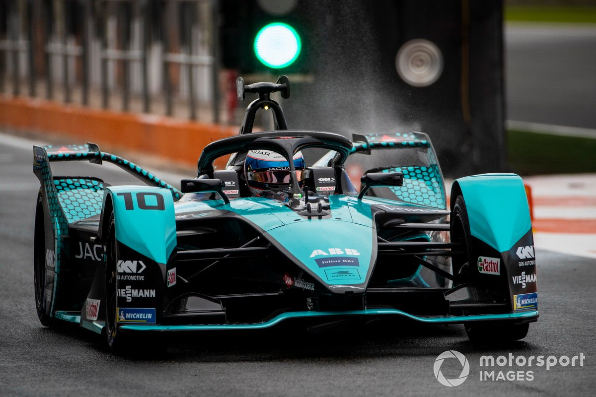 Sam Bird, Panasonic Jaguar Racing, Jaguar I-Type 5