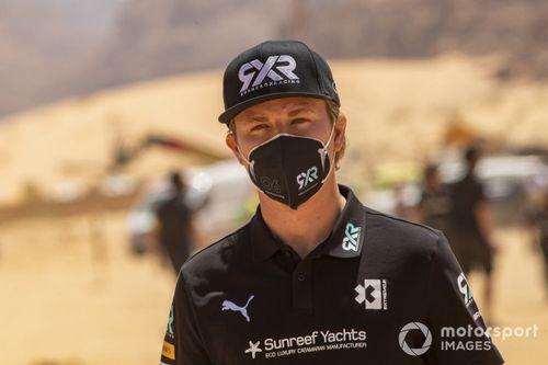 Rosberg: Akkor még nem akartam bejelenteni a visszavonulásom…