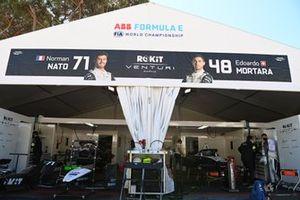 The Venturi garage