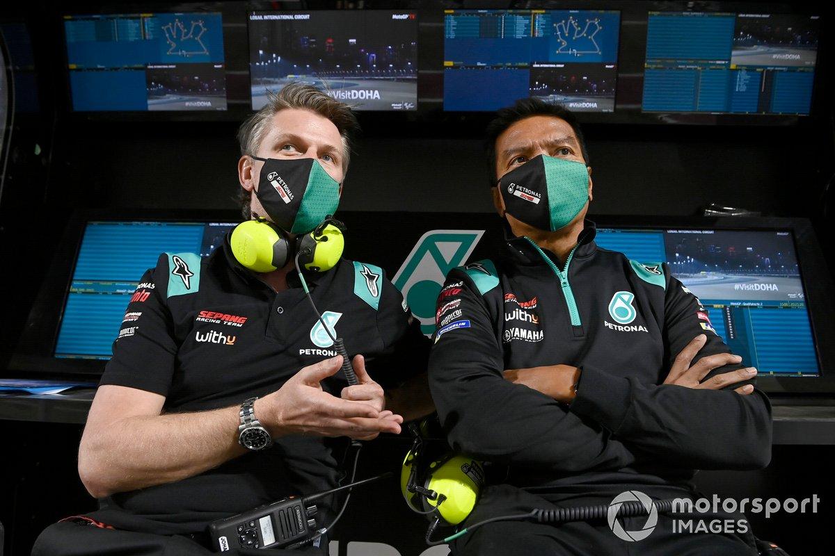 Johan Stigefelt, Razlan Rizali, Petronas Yamaha SRT