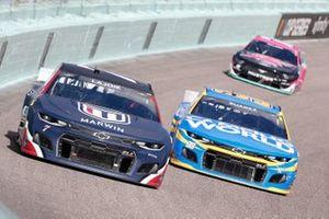 Corey LaJoie, Spire Motorsports, Chevrolet Camaro Marwin Sports Apparel