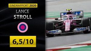 Eindrapport Formule 1 2020: Lance Stroll