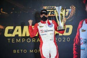 Beto Monteiro bicampeão da Copa Truck