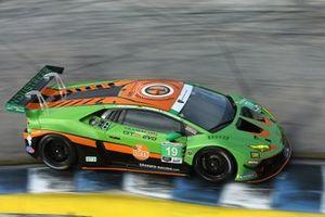 #19: GRT Grasser Racing Team Lamborghini Huracan GT3, GTD: Misha Goikhberg, Franck Perera, Tim Zimmermann