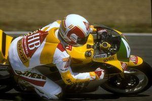 Helmut Bradl, Honda