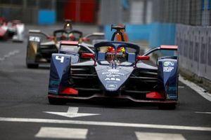Robin Frijns, Envision Virgin Racing, Audi e-tron FE07, Jean-Eric Vergne, DS Techeetah, DS E-Tense FE21