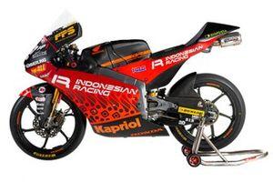 Gresini Racing bike