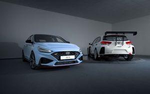 Hyundai i30 N TCR, Hyundai i30 N