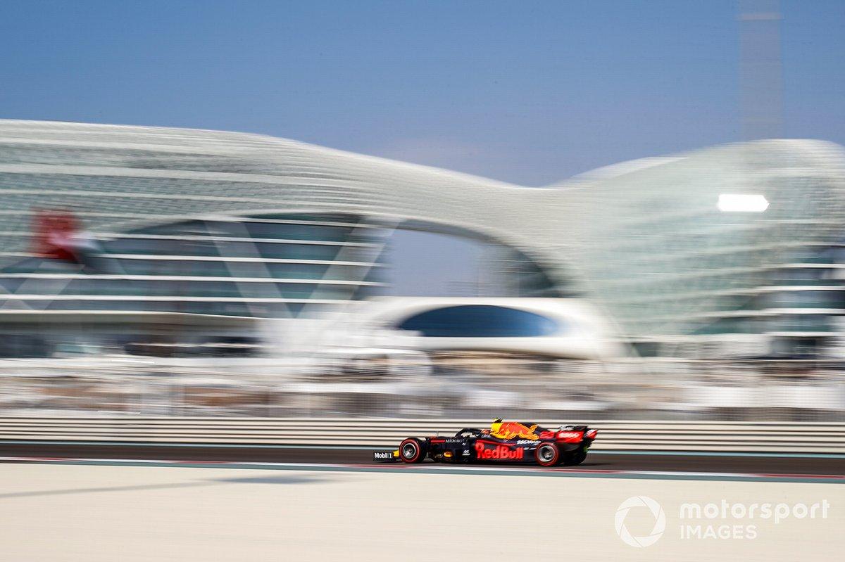 Alexander Albon, Red Bull Racing RB16