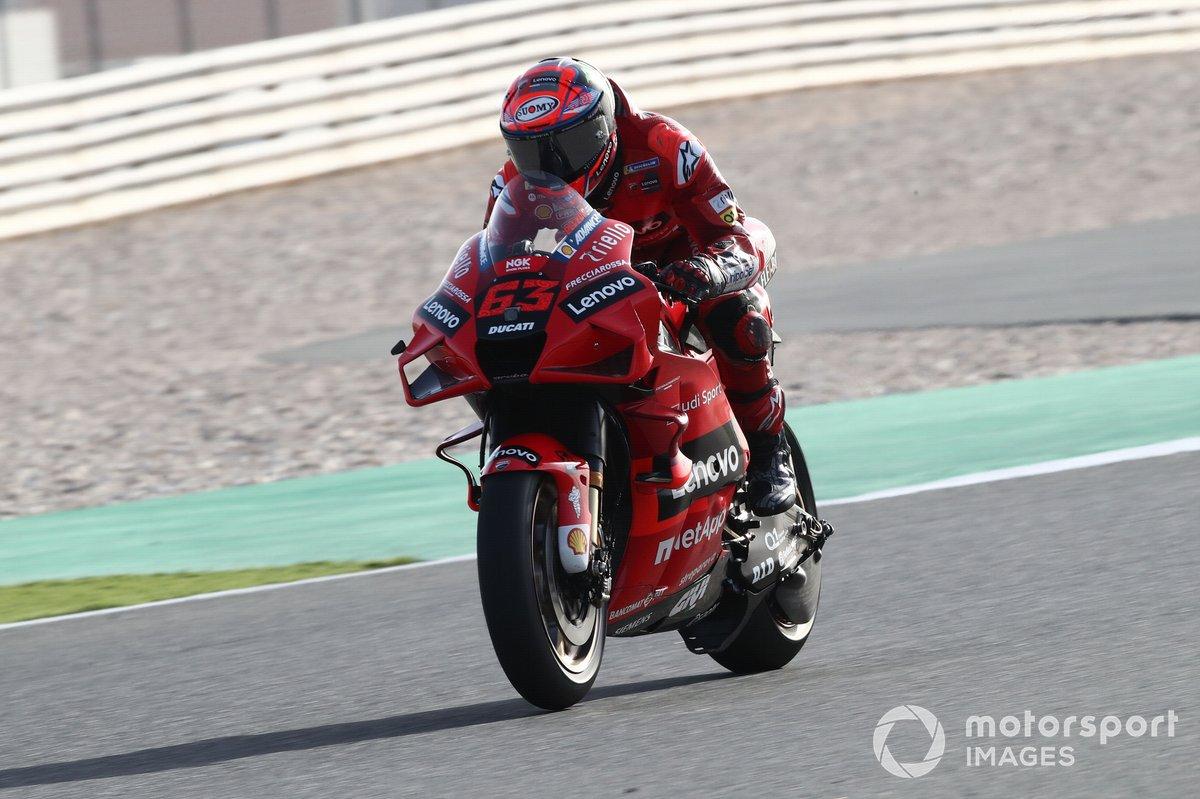 Francesco Bagnaia, Ducati Team,