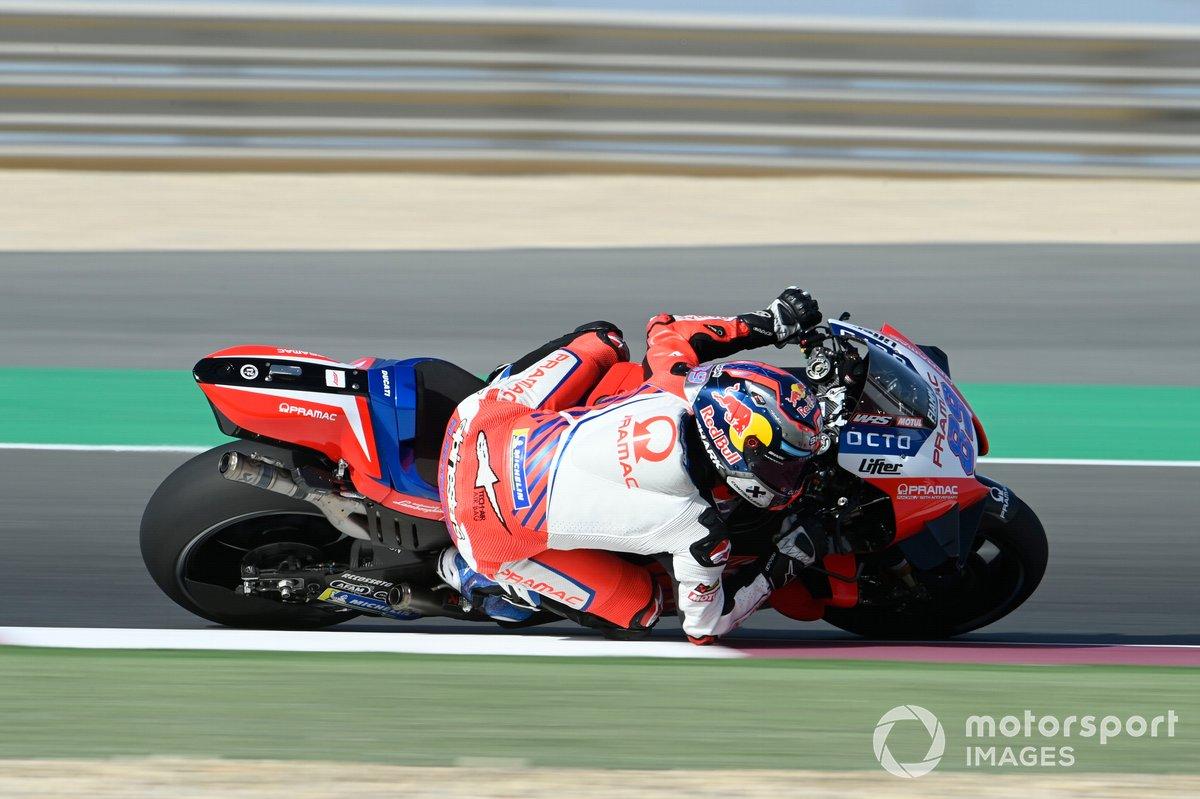 Jorge Martin, Pramac Racing, Qatar
