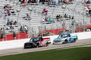 Raphael Lessard, GMS Racing, Chevrolet Silverado Richelieu, Brett Moffitt, Niece Motorsports, Chevrolet Silverado