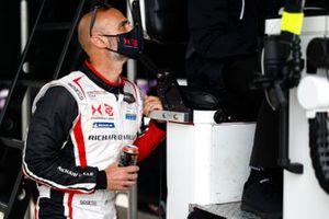 #99 Team Hardpoint EBM Porsche 911 GT3R, GTD: Rob Ferriol