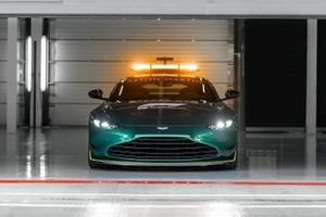 Astonn Martin Official Safety Car of Formula One