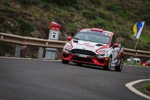 Adrienn Vogel, Ivett Notheisz, Ford Fiesta Rally4