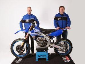 Kevin Strijbos en Klaas Hattem, Gebben van Venrooy Yamaha Racing