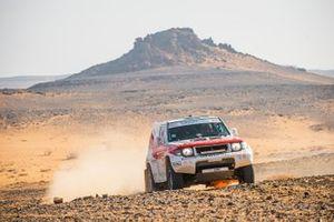 #212 Racing Wings Mitsubishi: Stephan Lamarre, Benjamin Laroche