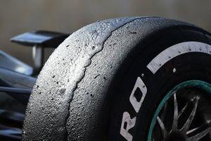 Détail du pneu Pirelli