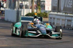 IndyCar-Doppelsitzer: Mario Andretti mit Charles Bradley