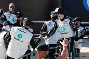 Brad Keselowski, Team Penske, Ford Mustang MoneyLion