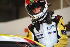 #63 Corvette Racing Chevrolet Corvette C8.R: Antonio Garcia