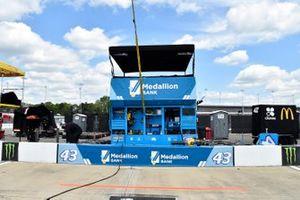Boxenplatz Erik Jones, Richard Petty Motorsports