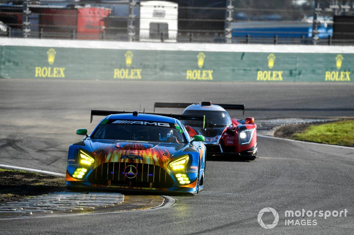 #75 Sun Energy 1 Mercedes-AMG GT3, GTD: Kenny Habul, Luca Stolz, Raffaele Marciello, Mikael Grenier