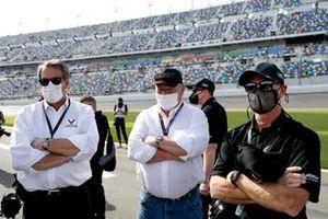 #51 RWR-Eurasia Ligier LMP2, LMP2: Mark Reuss (President of General Motors), Chip Ganassi