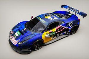 La Ferrari de Liam Lawson
