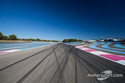 Franse GP aankondiging