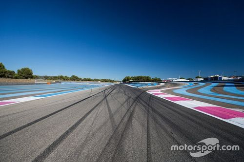 French GP announcement