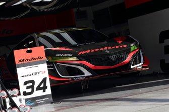 #34 Modulo Drago Corse Honda NSX GT3 Evo