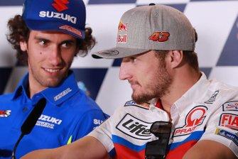 Alex Rins, Team Suzuki MotoGP, Jack Miller, Pramac Racing