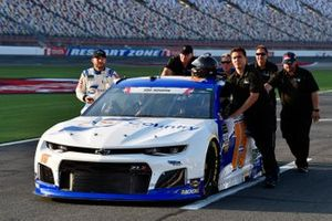 Ross Chastain, Premium Motorsports, Chevrolet Camaro Cross Country Adjusting